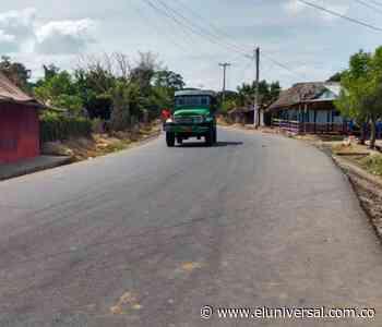 Vía Punta de Plancha – El Hobo fue pavimentada - El Universal - Colombia