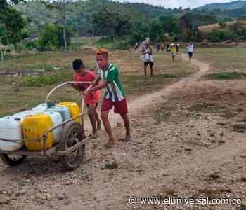 En Punta de Plancha-El Hobo siguen esperando el acueducto - El Universal - Colombia