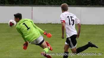 Ottobeuren überrumpelt den TSV Friedberg - Augsburger Allgemeine