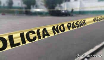 Hombre asesina a mujer y luego se suicida en Moncagua - Diario El Mundo