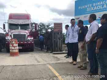 Inspeccionan terrenos para construcción de Centro de Control Integrado de Guabito - En Segundos