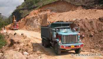 Vía Guateque-Guayatá estará cerrada durante dos meses - Caracol Radio
