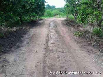 Piden la rehabilitación de los accesos a El Guayabal - Diario el Martinense