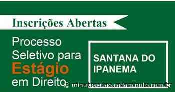 Em Santana do Ipanema, Defensoria Pública de Alagoas realiza seleção - Cada Minuto