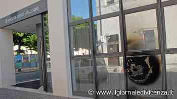 Furto lampo in banca durante la notte - Il Giornale di Vicenza