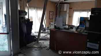 Furto in banca Bcc nella notte a Sandrigo, trafugata cash dispenser - Vicenza Più
