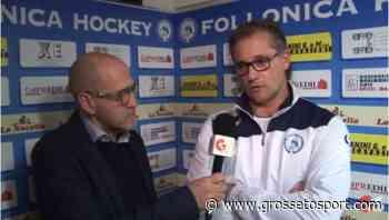 """Gs Tv – Le interviste di Hockey Follonica-Sandrigo. Enrico Mariotti: """"Prova di carattere, forza e cuore"""" - Grosseto Sport"""