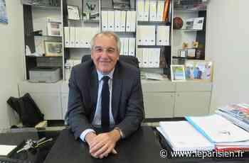 Dammarie-les-Lys : Gilles Battail (LR) brigue un nouveau mandat - Le Parisien