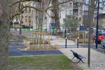 Seine-et-Marne. Le parc de la mairie de Dammarie-les-Lys avance - La République de Seine-et-Marne