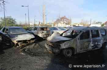 Dammarie-les-Lys : dix-huit voitures brûlées dans la nuit - Le Parisien
