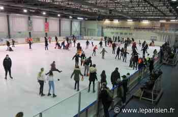 Dammarie-les-Lys : la patinoire de la Cartonnerie ouverte ce 1er janvier - Le Parisien