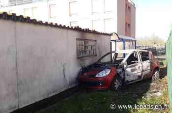 Dammarie-les-Lys : une voiture-bélier incendiée dans le collège Politzer - Le Parisien
