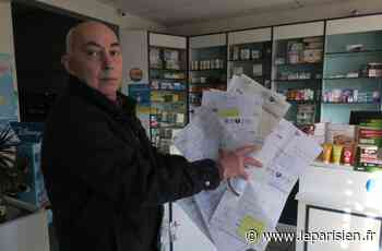 Dammarie-les-Lys : privé de téléphone, le pharmacien baisse sa grille - Le Parisien
