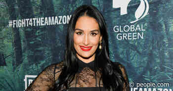 Live on People Now: Pregnant Nikki Bella Reveals How Being a Mom Was Almost 'Taken' From Her While Dating John Cena