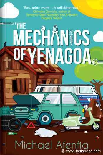 The Mechanics of Yenagoa: BN Contributor Micheal Afenfia has a New Book on the Way! - BellaNaija