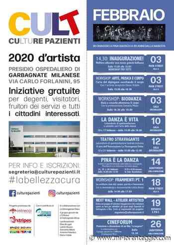 CULT - CUltuRE pazienti: welfare culturale in Ospedale a Garbagnate Milanese - Mi-Lorenteggio