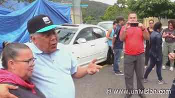 Llevan alegría a refugiados en Maricao   Video   Univision Puerto Rico WLII - Univision