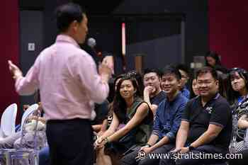 Effort to help youth explore paths less travelled - The Straits Times