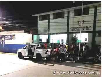 San José de Sisa: Gestante muere víctima de accidente de tránsito - Diario Voces