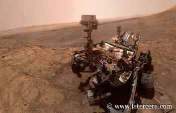Agua de Marte era salada y rica en minerales - LaTercera