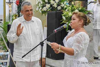 Rubén Tamayo se posesionó como alcalde de Planeta Rica - LA RAZÓN.CO