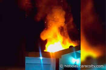 Un volador habría causado incendio que consumió vivienda de Planeta Rica, Córdoba - Noticias Caracol