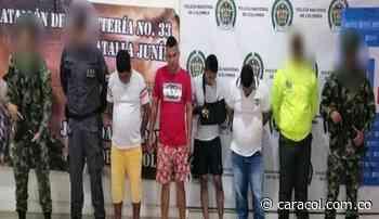 Redada contra el homicidio deja siete personas capturadas en Córdoba - Caracol Radio