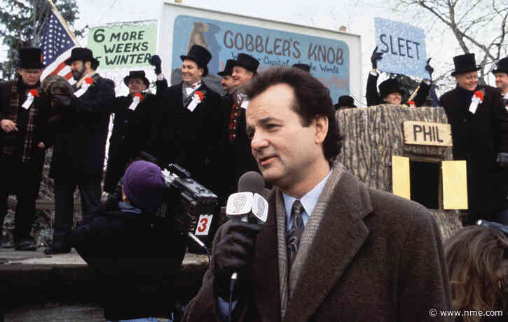 Over and over again: Bill Murray to reprise 'Groundhog Day' role for Super Bowl advert