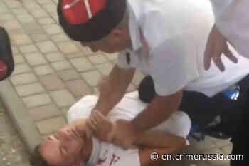 Gelendzhik Cossacks turn to police complaining about man they'd beaten up - https://en.crimerussia.com/