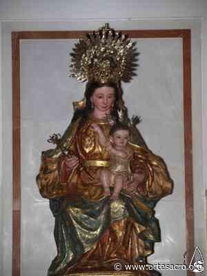 Hoy comienzan los cultos a la Virgen de Belén en San Jerónimo - Arte Sacro