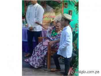 Abuelita en Churuquita Grande cumplió 100 años y lo festejan - elsiglo.com.pa