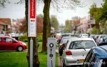 Groningen geeft elektrische rijder niet meer met voorrang parkeervergunning bij laadpaal