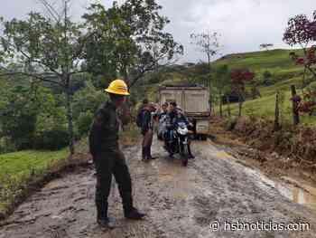 Ingenieros Militares realizan mejoramiento de vías terciarias en Lejanías [FOTOS+VIDEO]   HSB Noticias - HSB Noticias