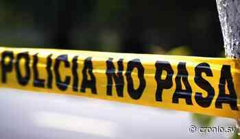 Fueron tres los pandilleros ejecutados por sujetos con ropas oscuras, en Guaymango - Diario Digital Cronio de El Salvador