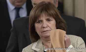 Ministra de Seguridad argentina fue increpada mientras cenaba en Colonia del Sacramento - El Observador