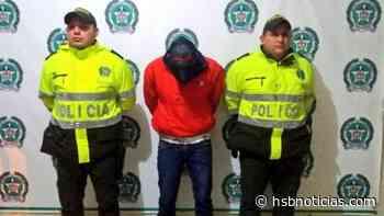 Barbero era buscado por violencia intrafamiliar y cayó en Tibaná, Boyacá | HSB Noticias - HSB Noticias