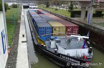 Bray-sur-Seine : découvrez le projet de passage à grand gabarit de la Seine - Le Parisien