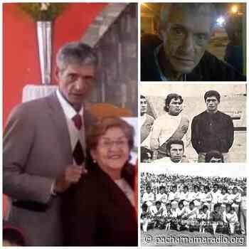 Falleció ex arquero ugartino: Alfonso Ugarte de Puno de duelo - Pachamama radio 850 AM