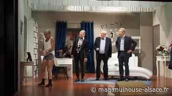 Le Théâtre Alsacien de Bollwiller joue la comédie | m2A et moi - m2A et moi ! Le mag de Mulhouse Alsace Agglomération