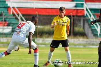 Vinotinto Sub-23 superó a Cortuluá FC por la mínima - La Prensa de Lara