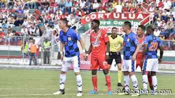 Cortuluá 0 - 0 Boyacá Chicó: Resultado, resumen y números - AS
