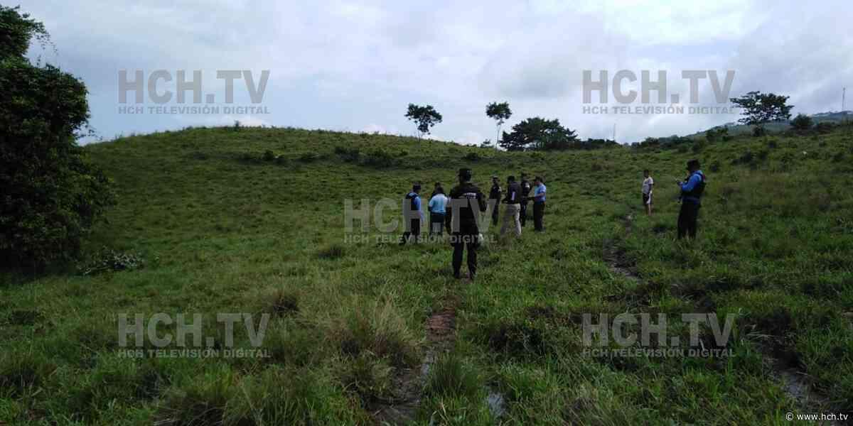 Colombiano era el hombre encontrado muerto en potrero de Salamá, Tocoa - hch.tv