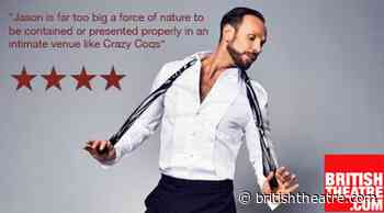 REVIEW: Jason Gardiner - In The Closet, Crazy Coqs London - British Theatre