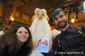 Plailly : ils veulent tous travailler avec Astérix - Le Parisien