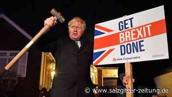 Newsblog: Brexit rückt noch näher: EU-Parlament ratifiziert Vertrag
