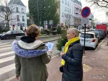 Municipales 2020 au Raincy : la candidate Claire Gizard intimidée par le maire - actu.fr