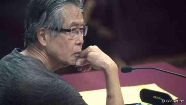 Alberto Fujimori: Poder Judicial deja al voto si caso Pativilca pasa a juicio oral - Canal N