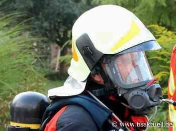 Halblech: Brandentwicklung im Keller eines Wohnhauses in Trauchgau - BSAktuell