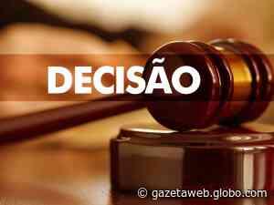 Ex-vereador de Joaquim Gomes é condenado por improbidade administrativa - Gazetaweb.com