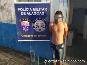 Suspeito de homicídio qualificado no Mato Grosso é preso em Joaquim Gomes - Gazetaweb.com